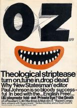 OZ issue 1  cover