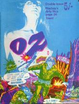 OZ issue 8 cover