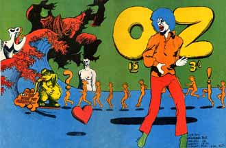 OZ issue 15 cover